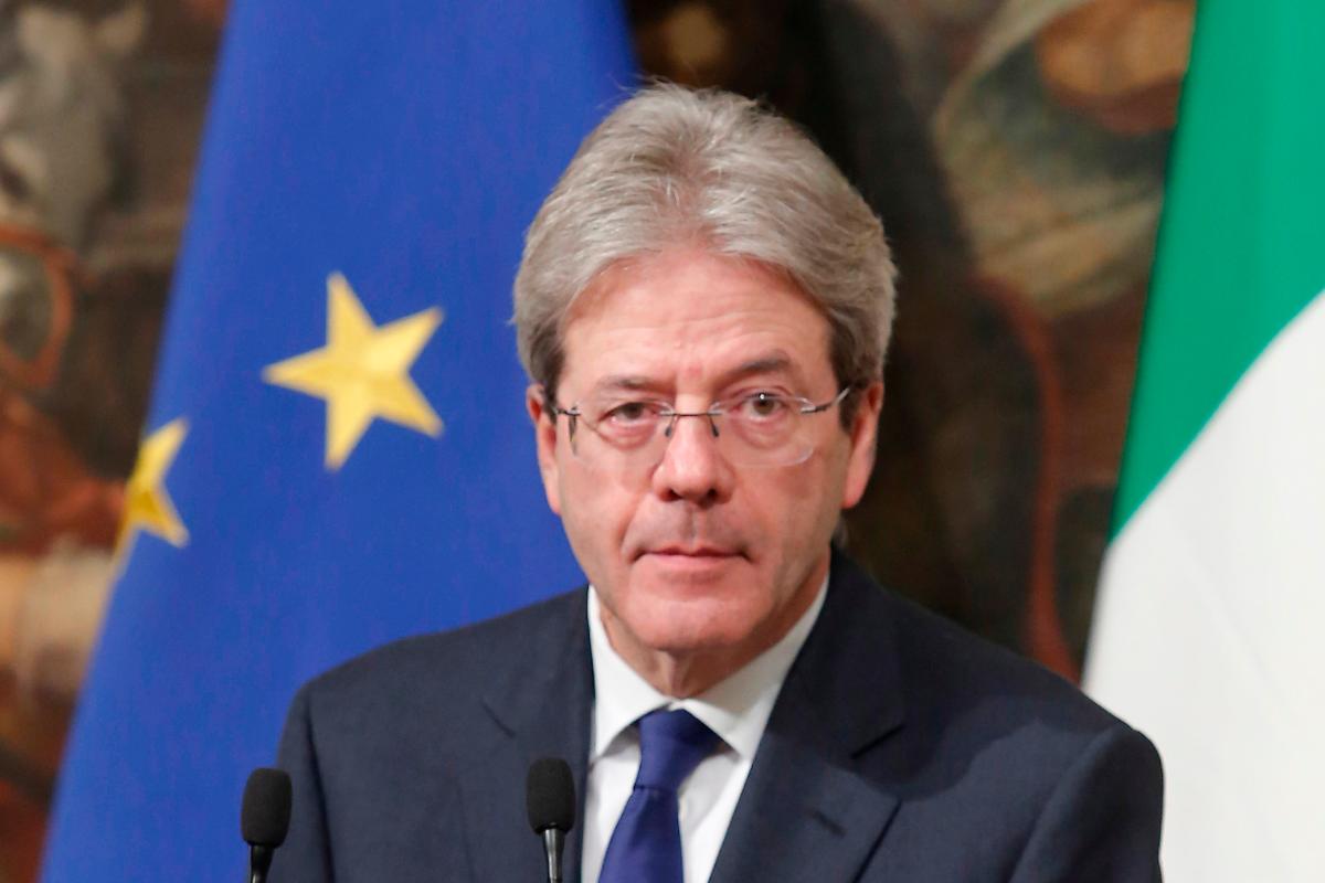 Gentiloni: la crociata del Commissario Ue dal Demanio al Quirinale