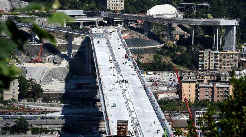 Nuovo Ponte di Genova ad Autostrade', Salvini: '5 Stelle ridicoli e bugiardi'