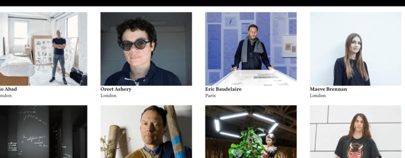 Tartaglia Arte: Studio Visit è un sito web che consente a tutti, addetti ai lavori e semplici appassionati, di visitare uno studio d'artista dal vivo e in digitale