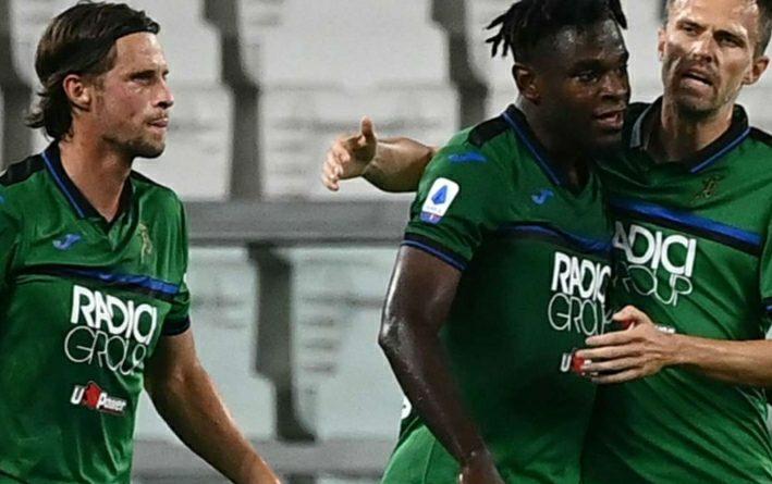 Serie  A, Cr7 salva la Juve dal dischetto contro la Dea