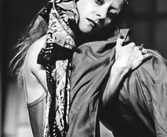 Domani, lunedì, ultimo appuntamento con AU FOYER con Cathy MARCHAND storica attrice del Living Theatre