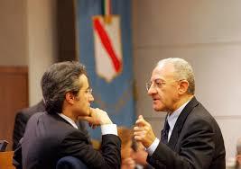 De Luca e Caldoro tra governatorato della  Campania e liste pulite