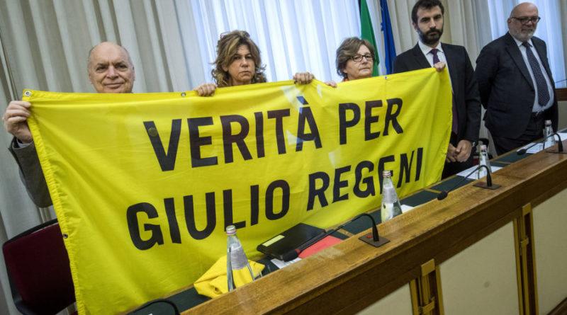 Regeni: pm Roma verso chiusura delle indagini
