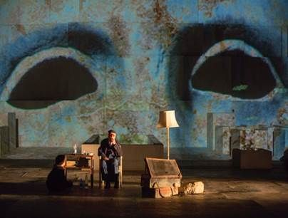 Proiezione film 'Conversazioni su Tiresia', al Teatro Mercadante di Napoli, il 17 luglio, ore 21,30