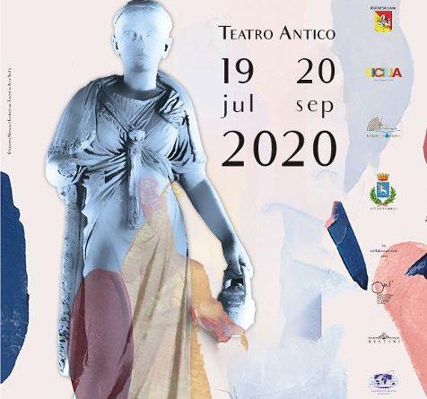 Al Teatro Antico di Taormina spettacoli 2020, a partire dal 20 luglio prossimo