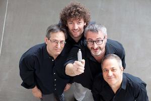 """Al Parco delle Terme di Levico il concerto del """"Max De Aloe Quartet"""""""