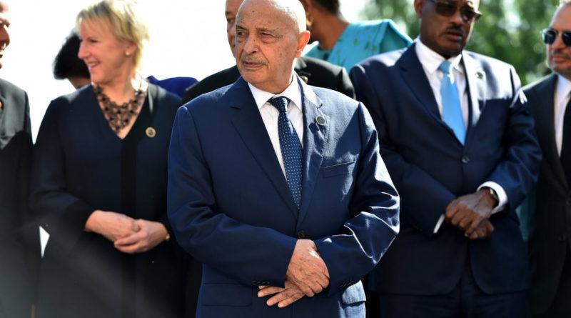 Libia: Saleh in visita ufficiale in Italia mentre i pozzi di petrolio restano chiusi
