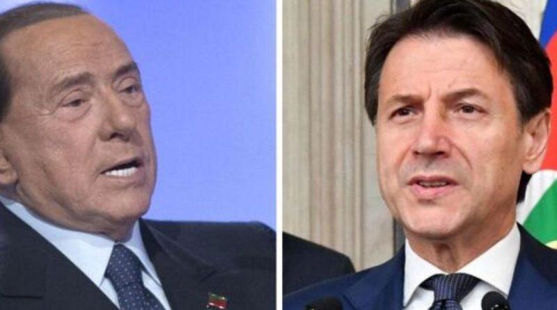 Conte e Berlusconi tra Dl semplificazioni e maggioranza diversa