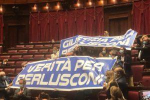 Sentenza pilotata su Berlusconi tra imbarazzo e chiarezza