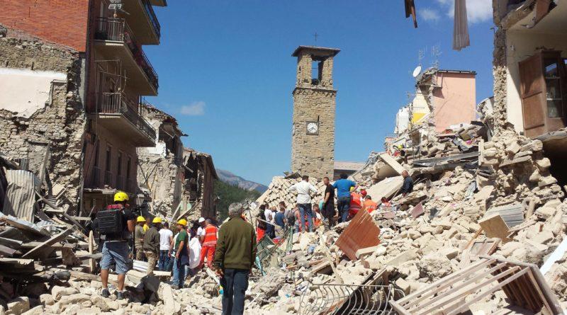 Effettuato con successo primo test sul 'semaforo dei terremoti'