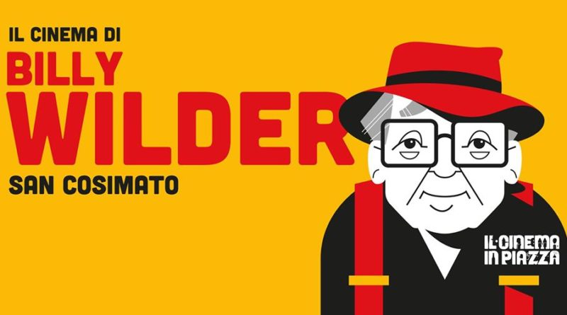 Dal 5 agosto il cinema di Billy Wilder a San Cosimato, Roma