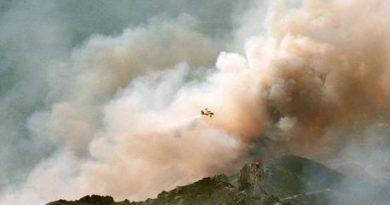 Francia: incendio vicino Marsiglia, evacuate 2.700 persone