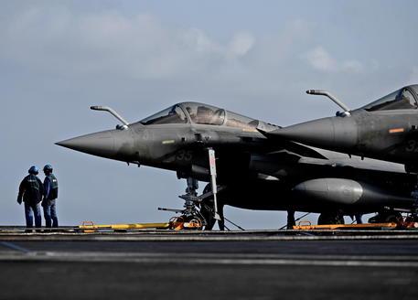 Macron rafforza presenza militare nel Mediterraneo orientale