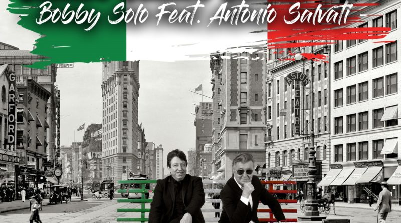 Bobby Solo feat. Antonio Salvati, 'Quando Quando Quando'