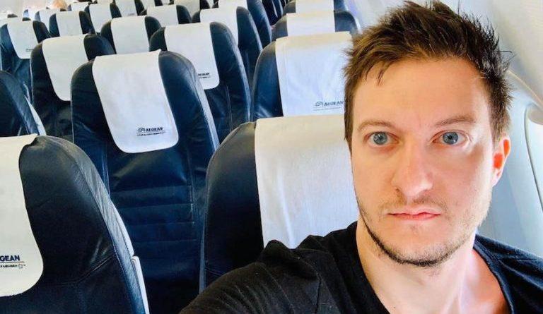 Brutale arresto del giornalista Claudio Locatelli