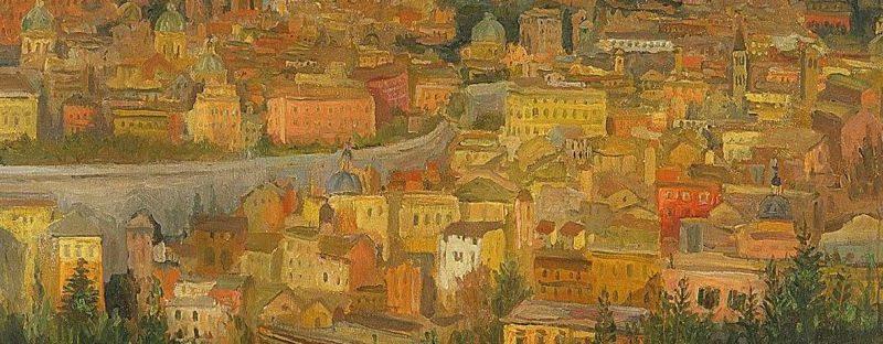 Tartaglia Arte: Mario Mafai pittore-poeta. In mostra a Firenze