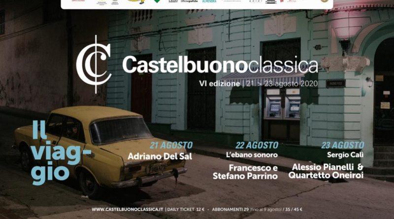 Castelbuono Classica: dal 21 al 23 agosto a Castelbuono (Palermo) la sesta edizione della rassegna dedicata alla grande musica