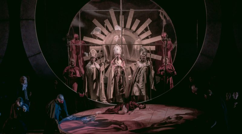 Venerdì 14 agosto'Tosca' torna in scena a Torre del Lago per l'ultima replica della stagione