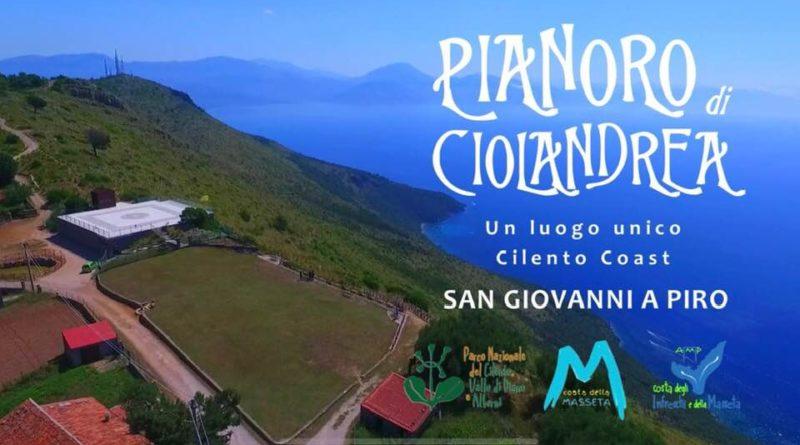 Sulla splendida terrazza del Pianoro di Ciolandra, a San Giovanni a Piro, il 16 e 17 agosto, 'Dionysos', spettacolo teatrale