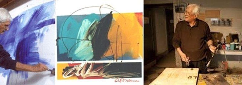 Tartaglia Arte:  Le anime del colore – antologia del Maestro Antonio Del Donno
