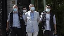 Hong Kong, arrestato Jimmy Lai, magnate dell'editoria. E' accusato di collusione con potenze straniere