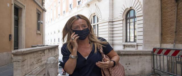 Giorgia Meloni eletta leader di un partito europeo