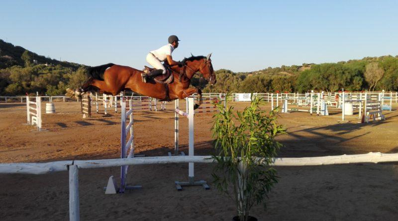 Equitazione: Murruzzu e Guspini danno spettacolo a Porto Rotondo – Presente il conte Donà dalle Rose