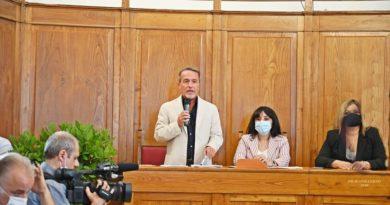 Linguaglossa accoglie in rosa il 103° giro d'Italia