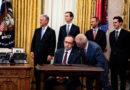 Kosovo: onorificenza a Trump per accordo Belgrado-Pristina