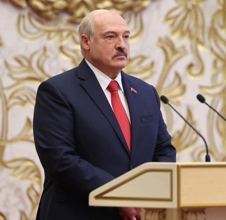 Lukashenko, giuramento fatto interno, Occidente si adegui