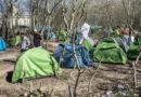 Migranti: maxi-sgombero a Calais, evacuate 7-800 persone