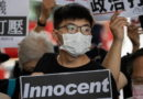 Hong Kong: arrestato attivista Joshua Wong