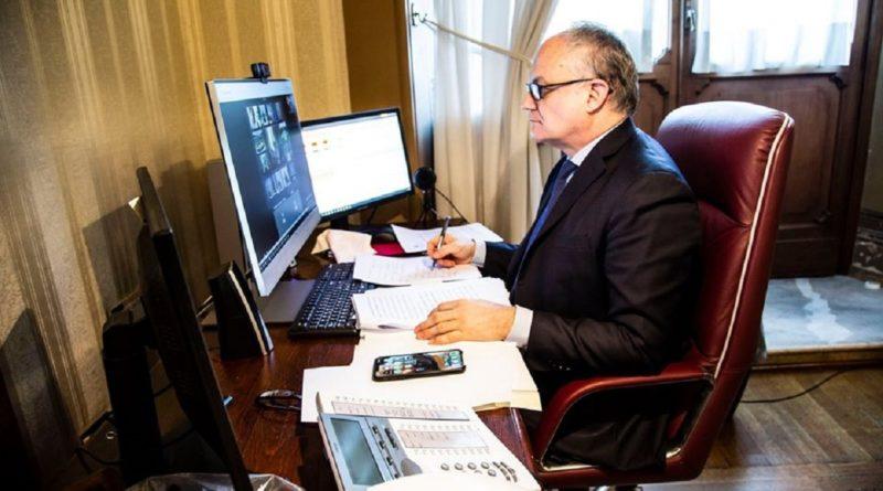 NaDef, Gualtieri: Manovra da 40 miliardi con Recovery, 22 in deficit