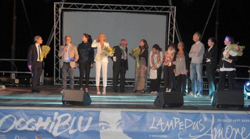 La cerimonia di premiazione ha chiuso 'Lampedus'amore'