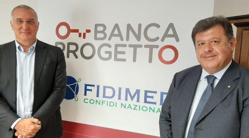 FIDIMED-Banca Progetto-130 milioni di richieste di finanziamenti in Sicilia-Ora esteso a professionisti e imprese agricole