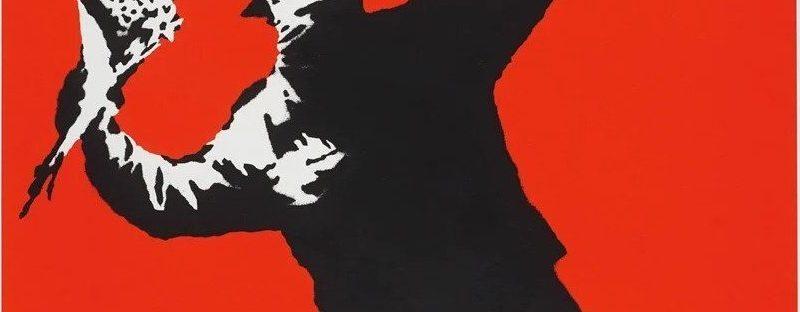 Tartaglia Arte: Banksy non è proprietario delle sue opere perchè insiste a manenere l'anonimato. Lo dice l'Unione Europea