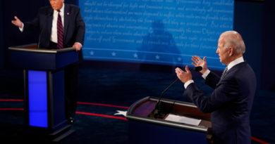 """Usa 2020, primo dibattito presidenziale. Biden a Trump: """"Un clown bugiardo"""""""