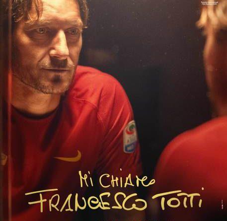 Cinema : Totti, ecco le prime immagini del film