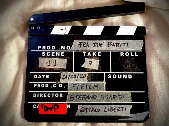 Trento, Terminate le riprese del film 'Fra due battiti'
