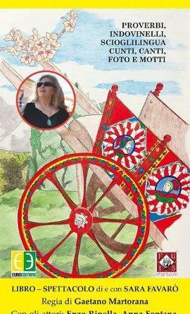 23 settembre libro-spettacolo di Sara Favarò a Vicari