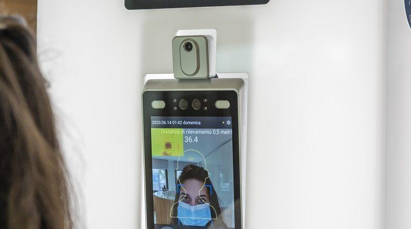 A Venezia il Covid Detector diventa opera d'arte. La mostra a Palazzo Zaguri