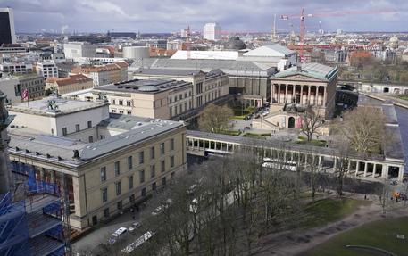 Sfregiate 70 opere d'arte nei musei di Berlino