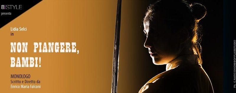11 dicembre dalle ore 21:00 alle ore 22:00, 'Non Piangere, Bambi!', al Teatro Tor Bella Monaca, Roma