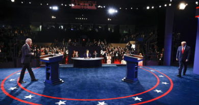 Usa 2020: duello tv visto da 63 milioni spettatori