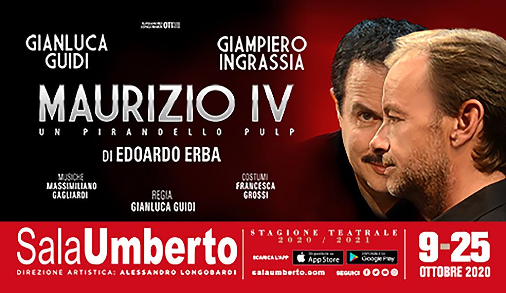 La Sala Umberto di Roma riapre con Guidi e Ingrassia – ProgettoItaliaNews