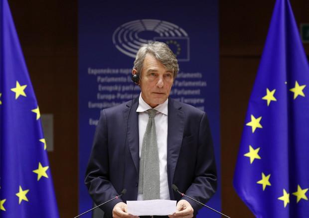 Internet un diritto umano: dialogo tra Sassoli, Von der Leyen e Prodi