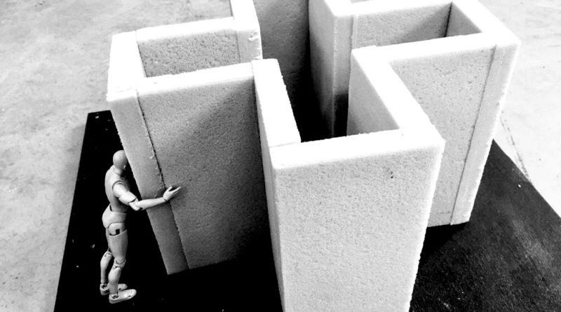 PROFANUM | Calizza – Dormino – Lo Svizzero – Picozza | Quattro atti di profanazione in un unicum artistico | Recherche | dal 9 al 27 ottobre | Roma