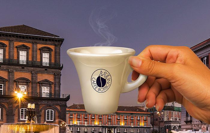 Caffè Borbone, Il centralino che parla napoletano