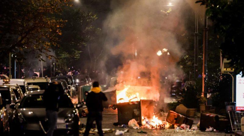 Guerriglia Napoli: due arresti della Digos per scontri