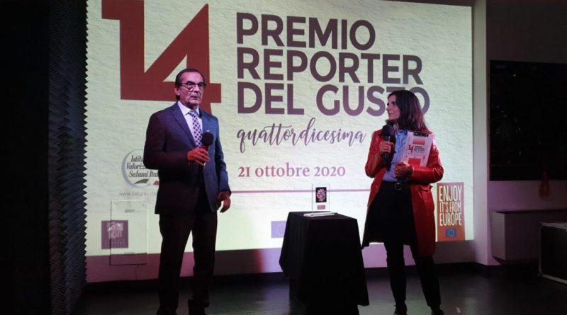 Premio 'Reporter del Gusto' 2020: ecco i vincitori